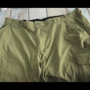 Duluth Trading Men's Cargo Pants 2XL x 32 in